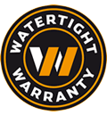 Watertight Warranty Logo